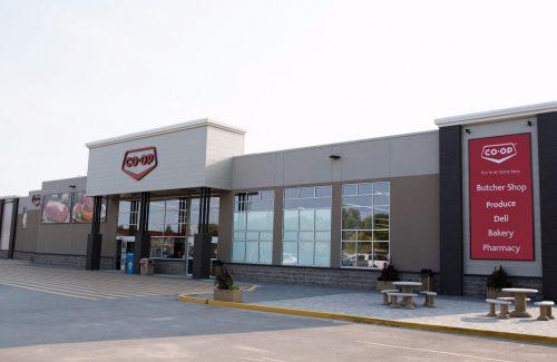 Carman Co-op Food Store