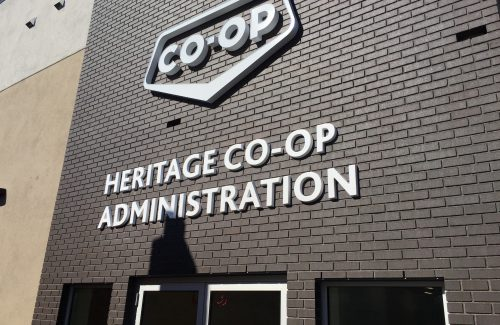 Heritage Co-op Administration Building