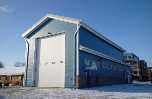 Gimli Boathouse